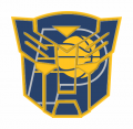 Autobots Indiana Pacers logo iron on transfers