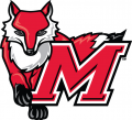 Marist Red Foxes 2008-Pres Secondary Logo 01 iron on transfer