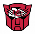 Autobots Kansas City Chiefs logo