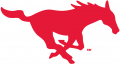 SMU Mustangs 1977-2007 Primary Logo decal sticker