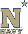 Navy Midshipmen 1998-Pres Alternate Logo 04 iron on transfer