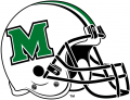 Marshall Thundering Herd 2001-Pres Helmet decal sticker