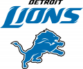 Detroit Lions 2009-2016 Alternate Logo 01 decal sticker