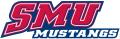 SMU Mustangs 1995-2007 Wordmark Logo decal sticker