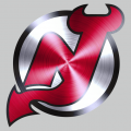 New Jersey Devils Stainless steel logo iron on transfer