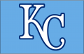 Kansas City Royals 2010-2011 Cap Logo iron on transfer