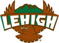 Lehigh Mountain Hawks 1996-2003 Primary Logo decal sticker