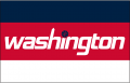Washington Wizards 2012-Pres Jersey Logo decal sticker
