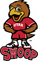 Utah Utes 2015-Pres Mascot Logo 02 decal sticker