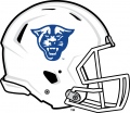 Georgia State Panthers 2014-Pres Helmet 01 decal sticker