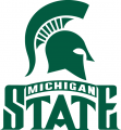 Michigan State Spartans 1987-Pres Alternate Logo 01 iron on transfer