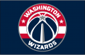 Washington Wizards 2015-Pres Primary Dark Logo decal sticker