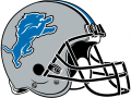 Detroit Lions 2009-2016 Helmet decal sticker