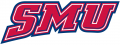 SMU Mustangs 1995-2007 Wordmark Logo 01 decal sticker