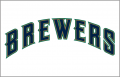 Milwaukee Brewers 1998-1999 Jersey Logo iron on transfer