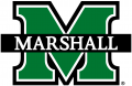 Marshall Thundering Herd 2001-Pres Alternate Logo 06 decal sticker