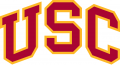 Southern California Trojans 2000-2015 Wordmark Logo 09 iron on transfer