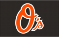Baltimore Orioles 2009 Batting Practice Logo decal sticker