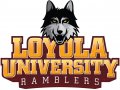 Loyola Ramblers 2012-Pres Primary Logo decal sticker