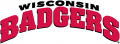 Wisconsin Badgers 2002-Pres Wordmark Logo 02 iron on transfer
