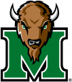 Marshall Thundering Herd 2001-Pres Alternate Logo 01 decal sticker