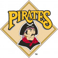 Pittsburgh Pirates 1987-1996 Primary Logo decal sticker