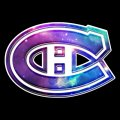 galaxy montreal canadiens decal stickers