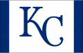 Kansas City Royals 2013-Pres Batting Practice Logo iron on transfer