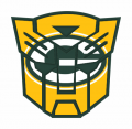 Autobots Green Bay Packers logo iron on transfers