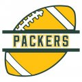 Football Green Bay Packers Logo iron on transfer