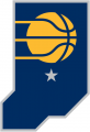Indiana Pacers 2018-Pres Alternate Logo iron on transfer