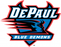 DePaul Blue Demons 1999-Pres Primary Logo decal sticker