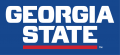 Georgia State Panthers 2014-Pres Wordmark Logo 03 decal sticker