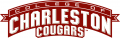 College of Charleston Cougars 2003-2012 Wordmark Logo decal sticker