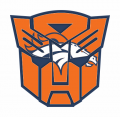 Autobots Denver Broncos logo iron on transfers