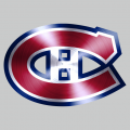 Montreal Canadiens Stainless steel logo iron on transfer