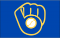 Milwaukee Brewers 2006-2019 Cap Logo iron on transfer
