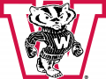Wisconsin Badgers 1948-1956 Primary Logo decal sticker