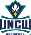 NC-Wilmington Seahawks 2015-Pres Primary Logo decal sticker