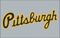 Pittsburgh Pirates 1990-1996 Jersey Logo decal sticker