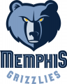 Memphis Grizzlies 2004-2018 Primary Logo decal sticker