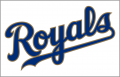 Kansas City Royals 2017-Pres Jersey Logo iron on transfer