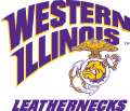 Western Illinois Leathernecks 1997-Pres Secondary Logo 01 iron on transfer