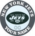 New York Jets decal sticker