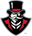 Austin Peay Governors 2014-Pres Primary Logo iron on transfer