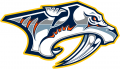 Nashville Predators 1998 99-2010 11 Primary Logo iron on transfer