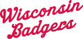 Wisconsin Badgers 1961-1969 Wordmark Logo iron on transfer