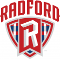 Radford Highlanders 2016-Pres Primary Logo decal sticker