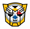Autobots Pittsburgh Steelers logo iron on transfers
