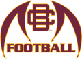 Bethune-Cookman Wildcats 2010-2015 Misc Logo decal sticker